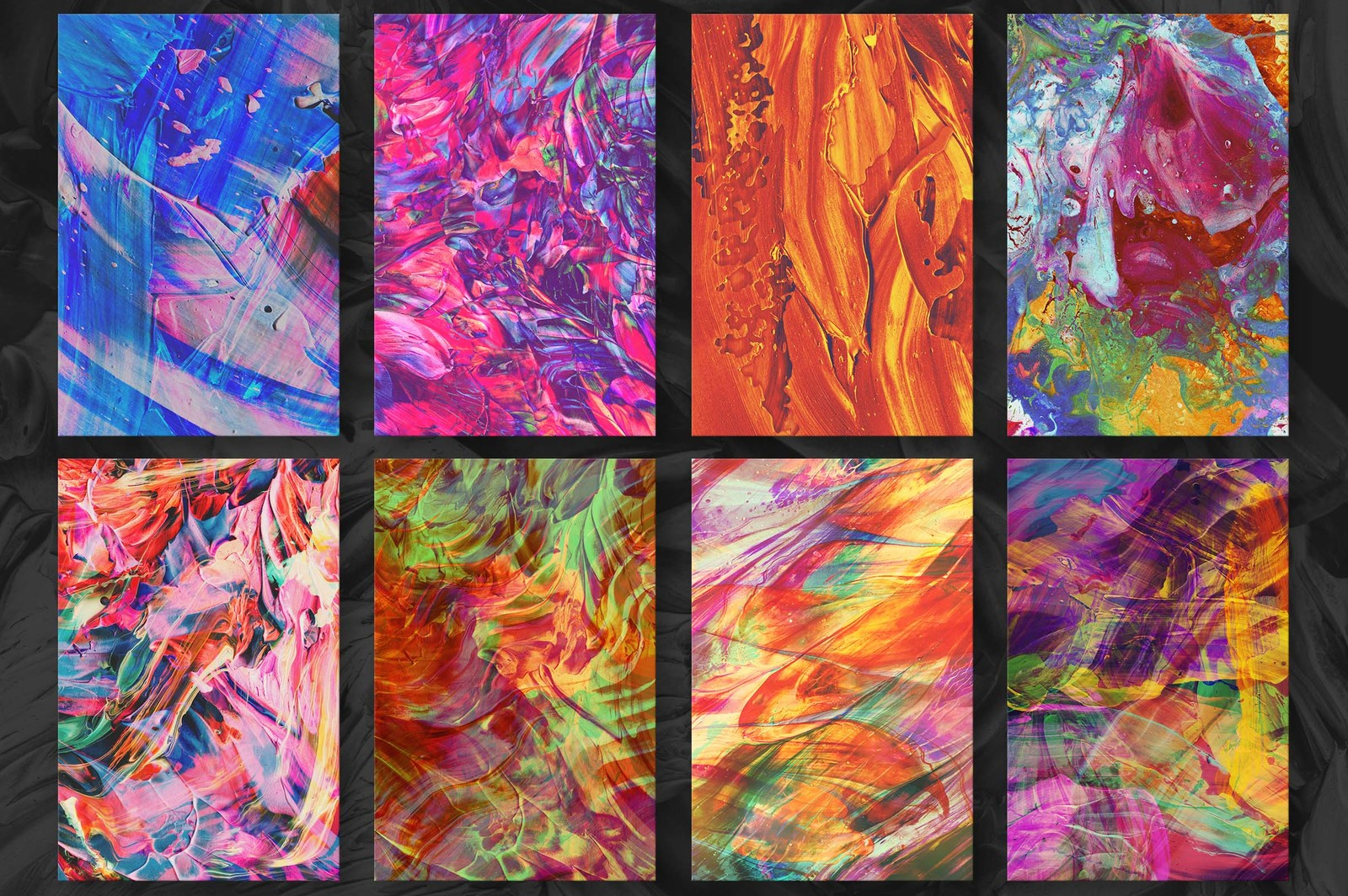 Abstract Paint Remix, Vol. 2
