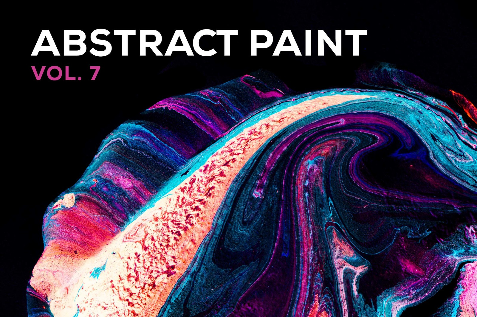 Abstract Paint, Vol. 7