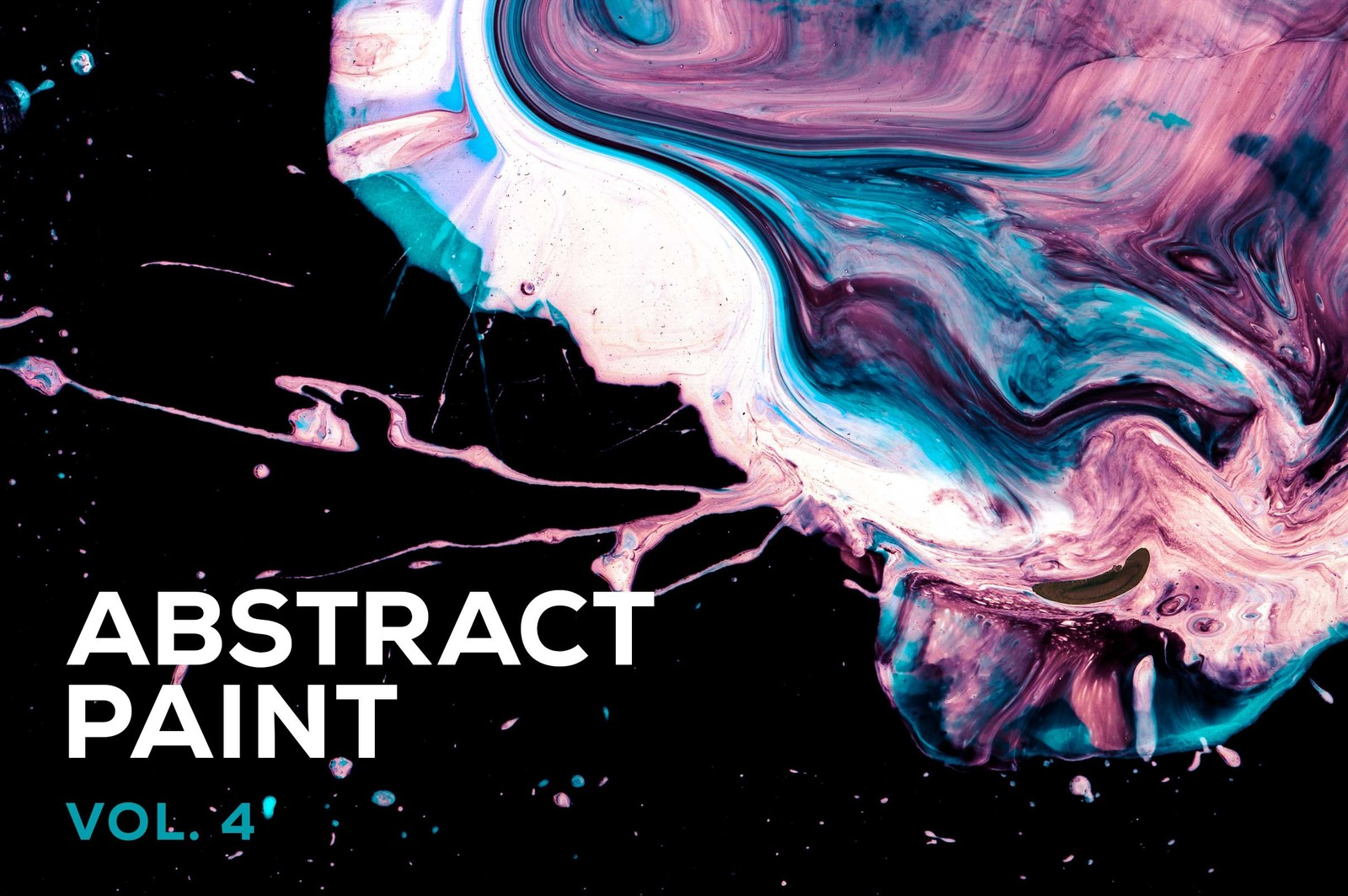 Abstract Paint, Vol. 4