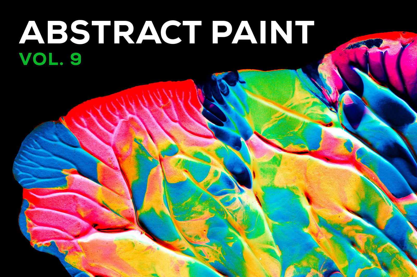 Abstract Paint, Vol. 9