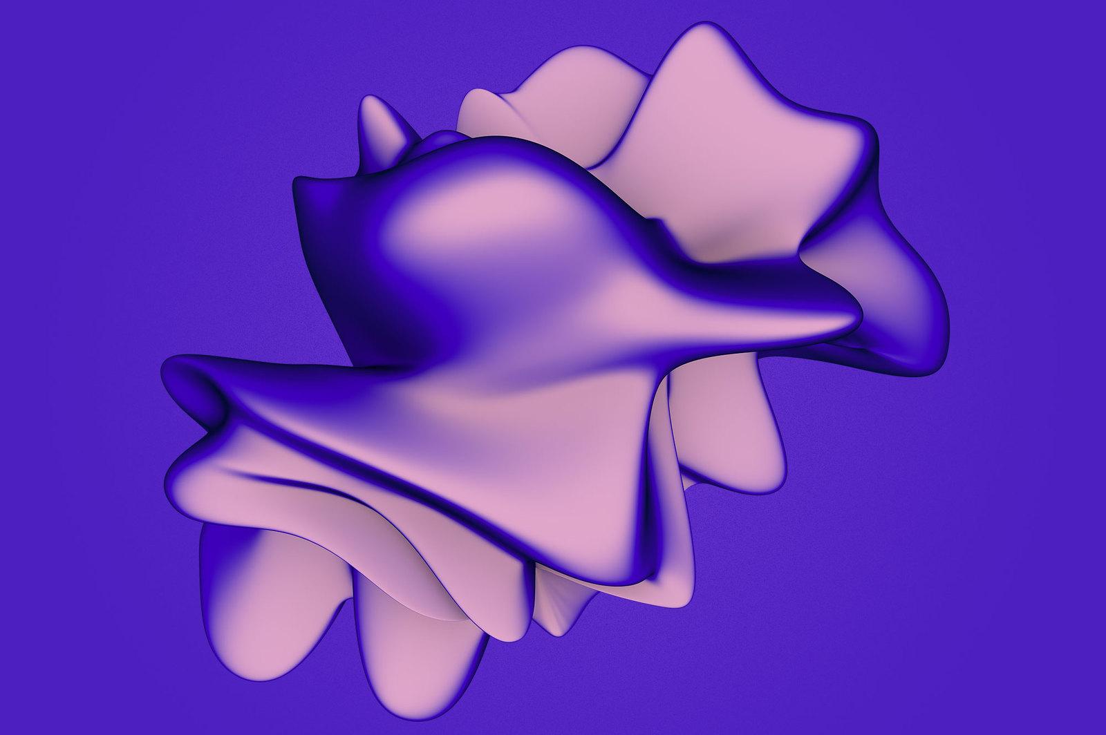 Amorphous: 15 Experimental 3D Shapes