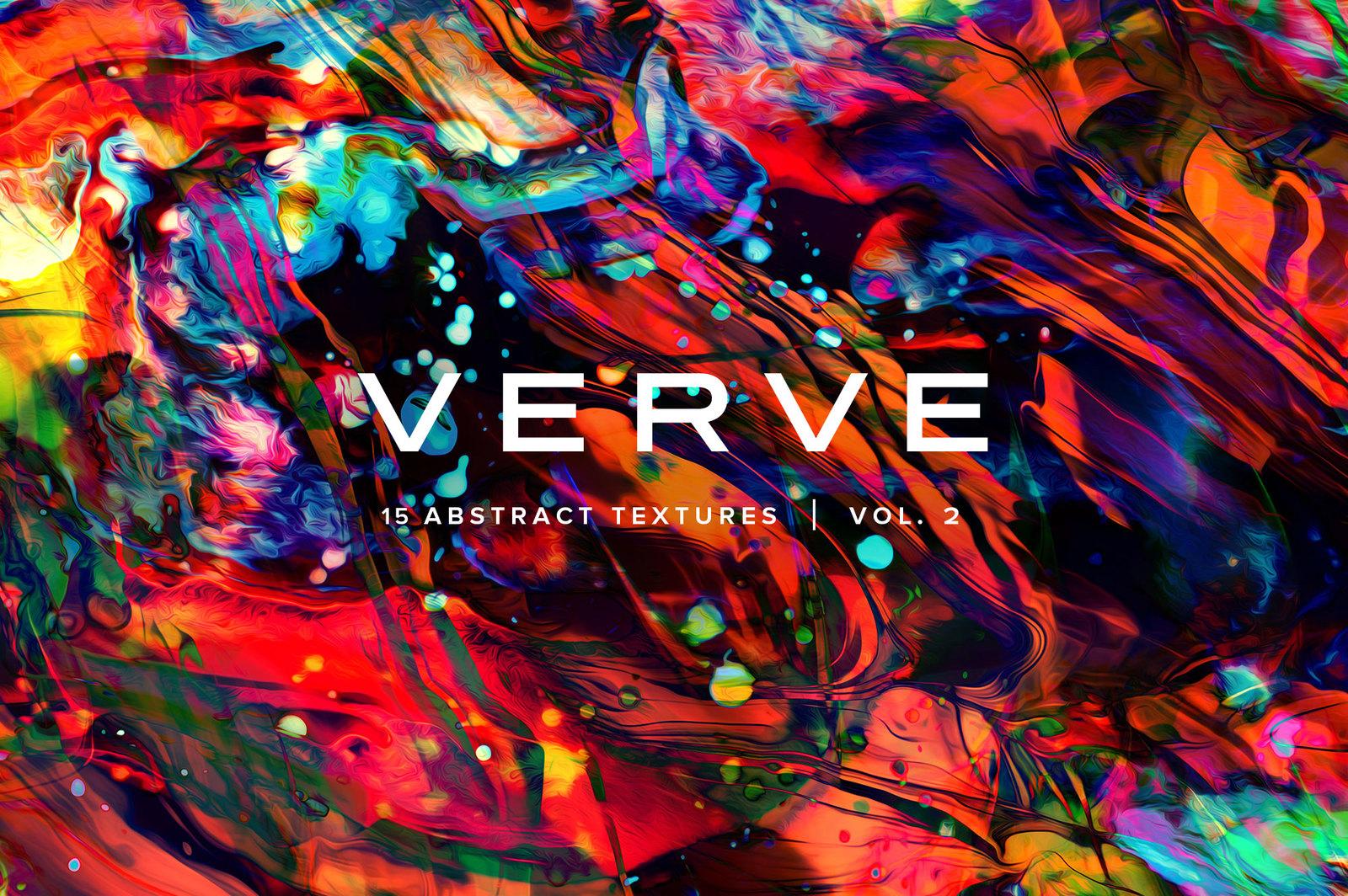 Verve, Vol. 2: 15 Abstract Textures