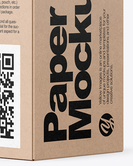 Download Opened Kraft Pizza Box Mockup PSD - Free PSD Mockup Templates