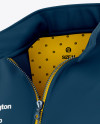 Men's Harrington Jacket - Half Side View