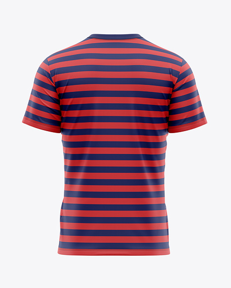 Men's Pocket T-Shirt - Back View