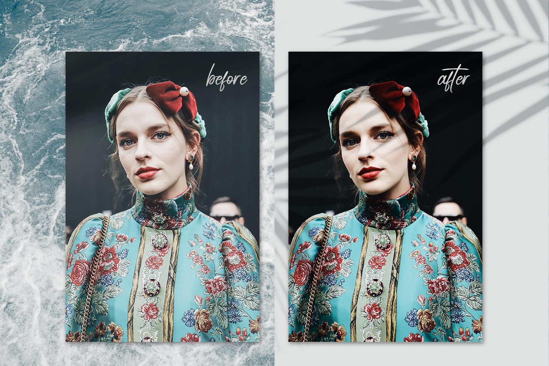 5 Realism presets