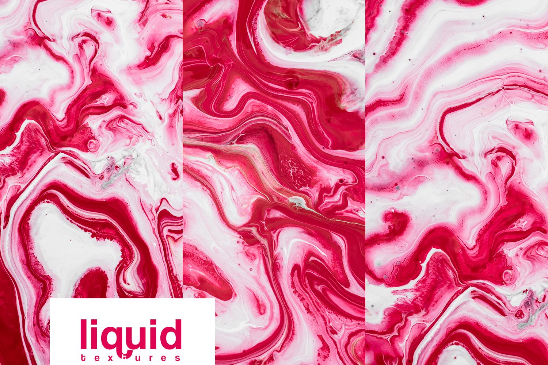 Liquid Ink Marble