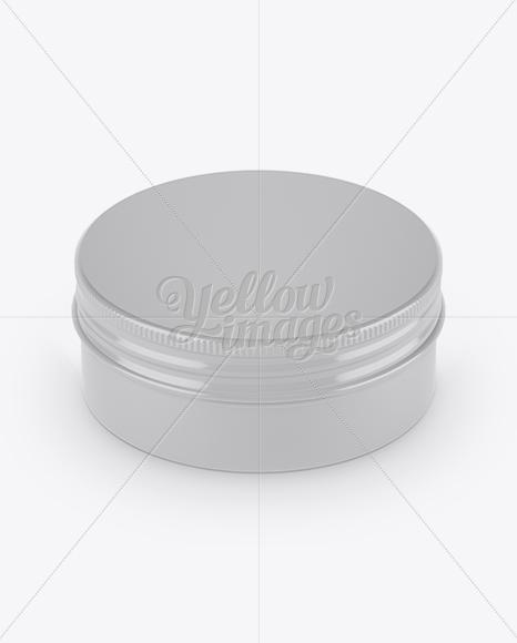 Download Kraft Paper Round Box Mockup Front View High Angle Shot PSD - Free PSD Mockup Templates