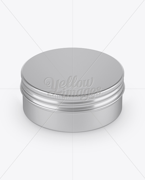 Download Metal Round Tin Box Mockup Front View High Angle Shot In Box Mockups On Yellow Images Object Mockups PSD Mockup Templates
