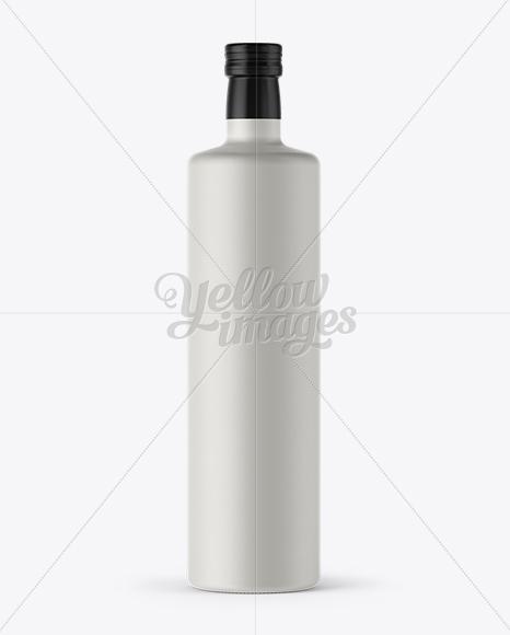 Download Matte Plastic Bottle With Carton Box Case Mockup PSD - Free PSD Mockup Templates