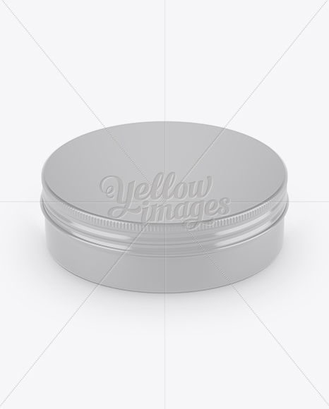 Cake Container Packaging Mockup Free