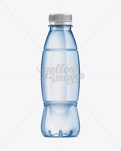 Download Clear Tea Bottle Mockup PSD - Free PSD Mockup Templates