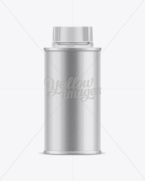 Download 150ml Metallic Spray Bottle PSD - Free PSD Mockup Templates