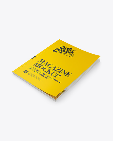 Book Mockup Free Download Psd