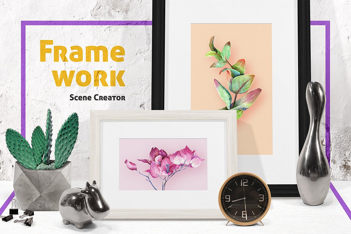 Framework Scene Creator