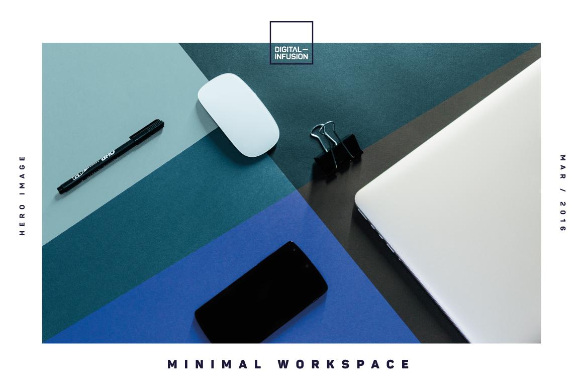 Minimal Workspace Scene