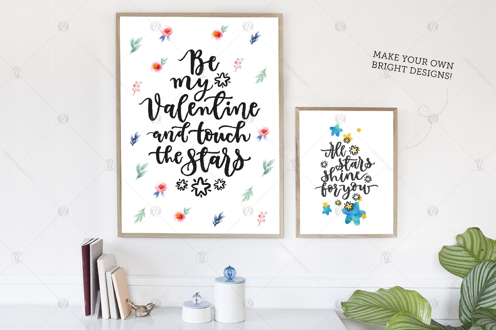 Romantic Overlays, Greetings