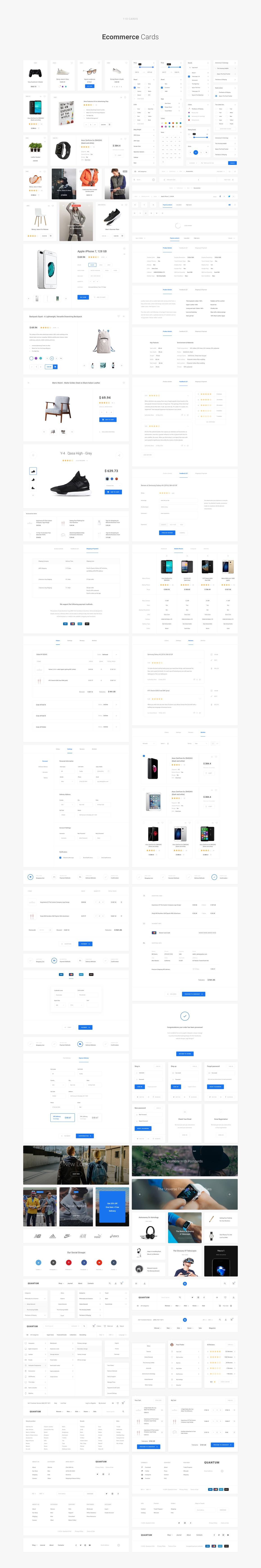 Quantum Kit, 600+ Cards, 100+ Pages