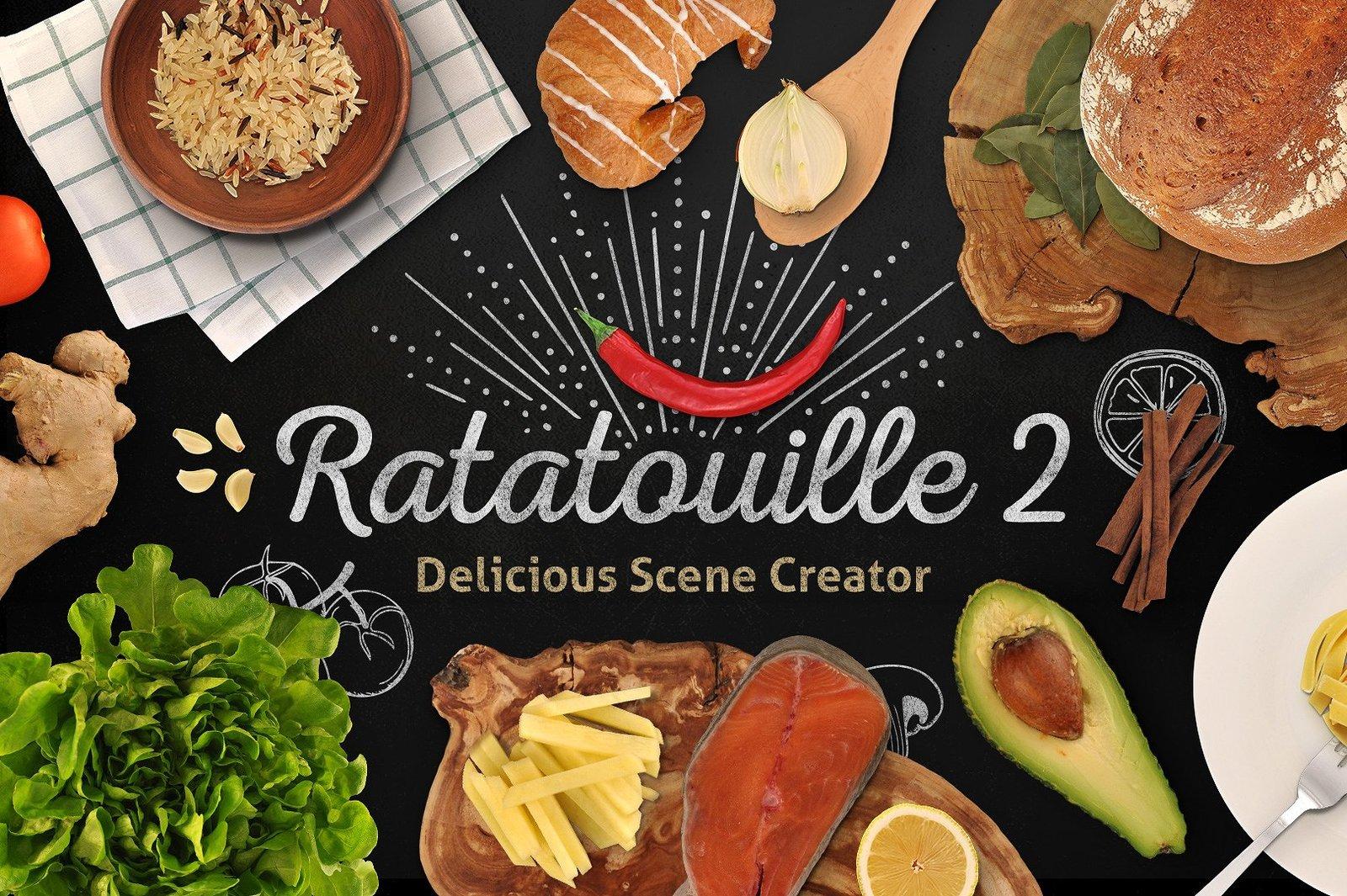 Ratatouille 2 Delicious Scene Creator in Scene Generators on