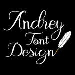 Andrey Font Design
